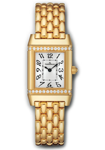 Jaeger-LeCoultre Watches - Reverso Joaillerie Lady Gold - Style No: Q2641140