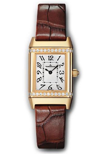 Jaeger-LeCoultre Watches - Reverso Joaillerie Lady Gold - Style No: Q2641440