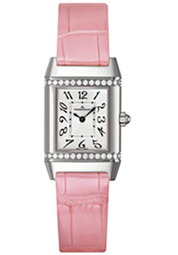 Jaeger-LeCoultre Watches - Reverso Joaillerie Lady Steel - Style No: Q2648440