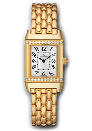 Jaeger-LeCoultre Watches - Reverso Joaillerie Lady Gold - Style No: Q2651130