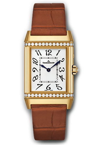Jaeger-LeCoultre Watches - Reverso Joaillerie Duetto Duo - Style No: Q2691420