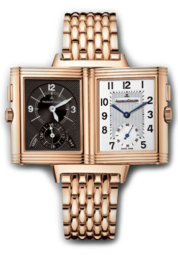 Jaeger-LeCoultre Watches - Reverso Complication Duo - Style No: Q2712110