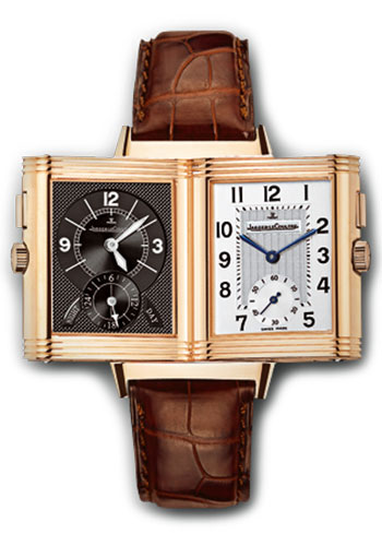 Jaeger-LeCoultre Watches - Reverso Complication Duo - Style No: Q2712410