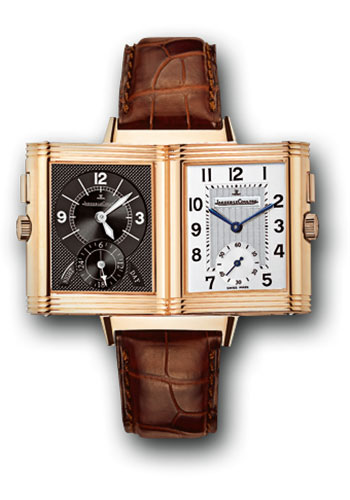 Jaeger-LeCoultre Watches - Reverso Complication Duo - Style No: Q2712510