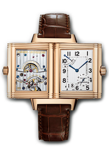 Jaeger-LeCoultre Watches - Reverso Complication Grande Date - Style No: Q3002401
