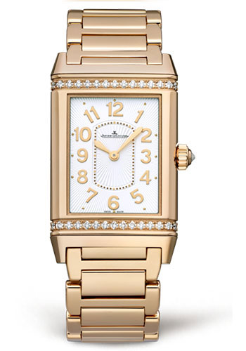 Jaeger-LeCoultre Watches - Reverso Joaillerie Grande Reverso Lady Ultra Thin - Style No: Q3202121
