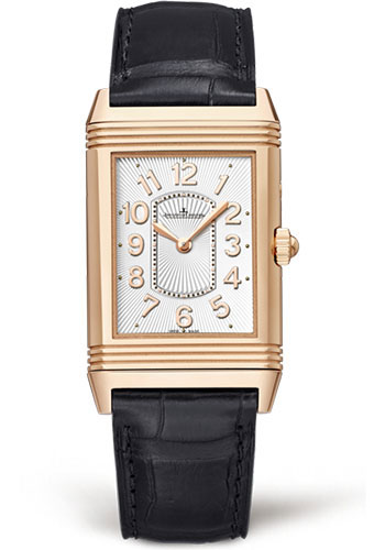 Jaeger-LeCoultre Watches - Reverso Joaillerie Grande Reverso Lady Ultra Thin Duetto Duo - Style No: Q3302421