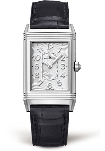 Jaeger-LeCoultre Watches - Reverso Joaillerie Grande Reverso Lady Ultra Thin Duetto Duo - Style No: Q3308421