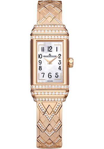Jaeger-LeCoultre Watches - Reverso One Duetto Jewelry - Style No: Q3362201