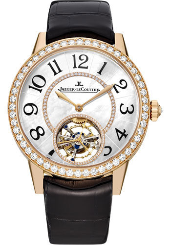 Jaeger-LeCoultre Watches - Rendez-Vous Joaillerie And Complications Tourbillon - Style No: Q3412405