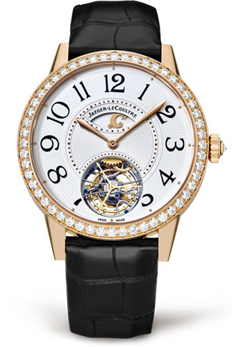 Jaeger-LeCoultre Watches - Rendez-Vous Joaillerie And Complications Tourbillon Night And Day - Style No: Q3412407