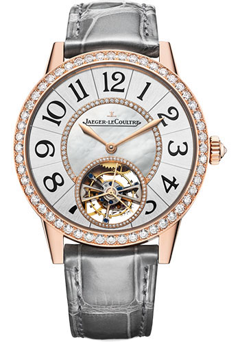 Jaeger-LeCoultre Watches - Rendez-Vous Joaillerie And Complications Tourbillon - Style No: Q3412410