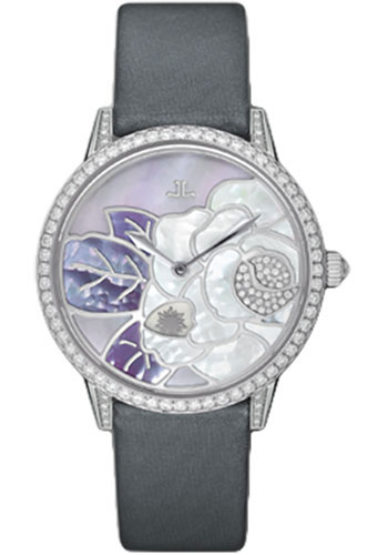 Jaeger-LeCoultre Watches - Rendez-Vous Joaillerie And Complications Wild Rose - Style No: Q3433401