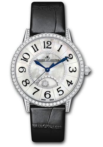 Jaeger-LeCoultre Watches - Rendez-Vous Joaillerie And Complications Night And Day Large - Style No: Q3433491