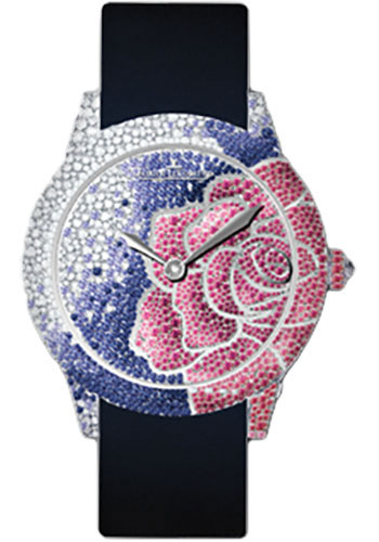 Jaeger-LeCoultre Watches - Rendez-Vous Joaillerie And Complications Art - Style No: Q3453402