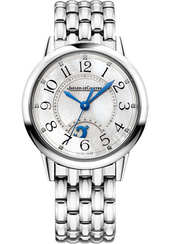 Jaeger-LeCoultre Watches - Rendez-Vous Joaillerie And Complications Night and Day Small - Style No: Q3468110