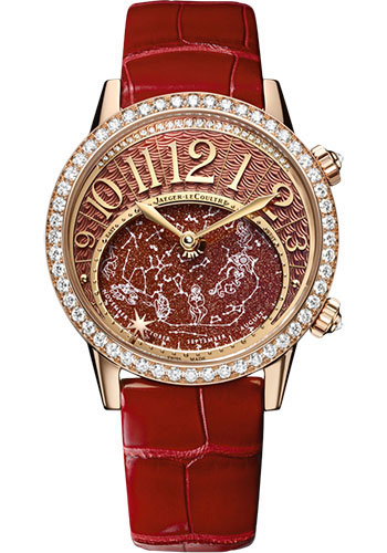 Jaeger-LeCoultre Watches - Rendez-Vous Joaillerie And Complications Celestial - Style No: Q3482560