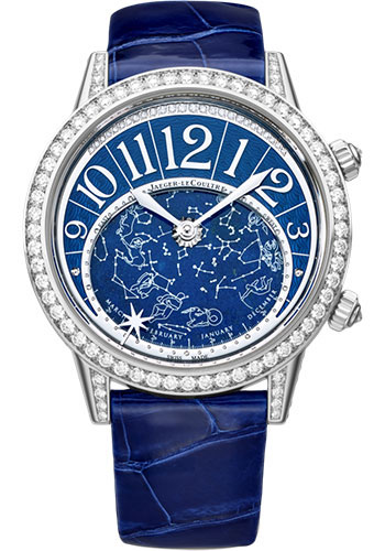 Jaeger-LeCoultre Watches - Rendez-Vous Joaillerie And Complications Celestial - Style No: Q3483590