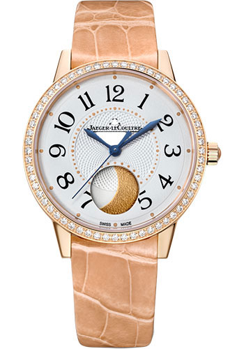 Jaeger-LeCoultre Watches - Rendez-Vous Moon Medium - Style No: Q3572420