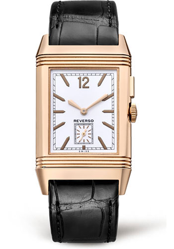 Jaeger-LeCoultre Watches - Reverso Complication Grande Reverso Ultra Thin Duoface - Style No: Q3782520