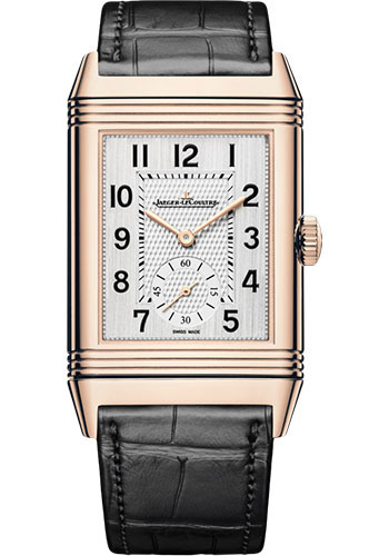 Jaeger-LeCoultre Watches - Reverso Classic Large Duoface Small Seconds - Style No: Q3842520