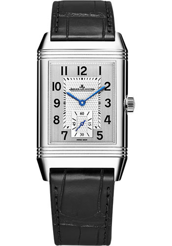 Jaeger-LeCoultre Watches - Reverso Classic Large Duoface Small Seconds - Style No: Q3848420