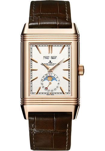 Jaeger-LeCoultre Watches - Reverso Tribute Calendar - Style No: Q3912420