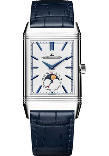 Jaeger-LeCoultre Watches - Reverso Tribute Moon - Style No: Q3958420