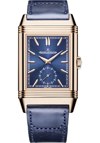 Jaeger-LeCoultre Watches - Reverso Tribute Duoface - Style No: Q398258J