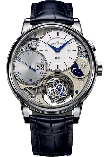Jaeger-LeCoultre Watches - Master Grande Tradition Gyrotourbillon 3 Jubilee - Style No: Q5036420