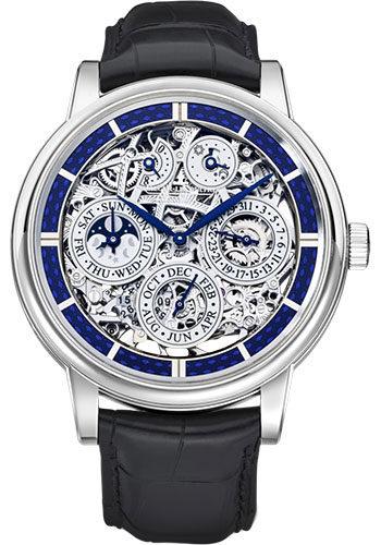 Jaeger-LeCoultre Watches - Master Grande Tradition a Quantieme Perpetuel 8 Jours SQ - Style No: Q50635SQ