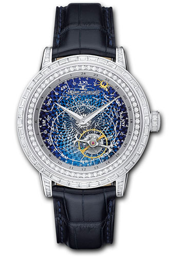 Jaeger-LeCoultre Watches - Master Grande Tradition Tourbillon Celeste - Style No: Q5073401