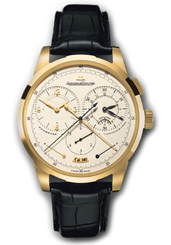 Jaeger-LeCoultre Watches - Duometre Chronograph - Style No: Q6011420