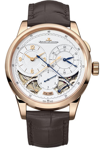 Jaeger-LeCoultre Watches - Duometre Chronograph - Style No: Q6012421