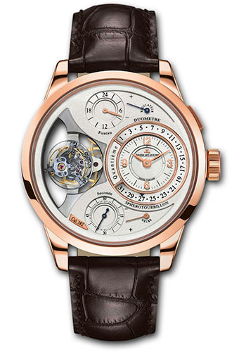 Jaeger-LeCoultre Watches - Duometre Spherotourbillon - Style No: Q6052520
