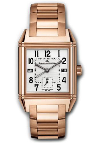 Jaeger-LeCoultre Watches - Reverso Squadra Hometime - Style No: Q7002120
