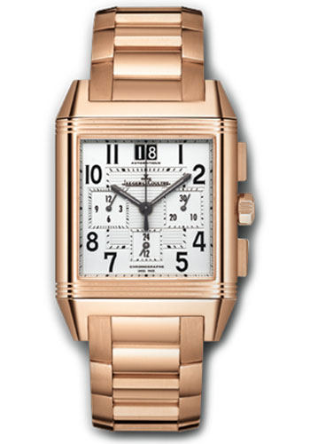 Jaeger-LeCoultre Watches - Reverso Squadra Chronograph GMT - Style No: Q7012120