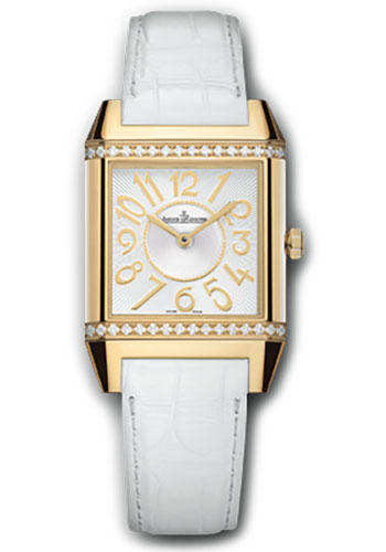 Jaeger-LeCoultre Watches - Reverso Joaillerie Squadra Lady - Style No: Q7031420