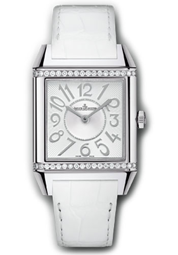 Jaeger-LeCoultre Watches - Reverso Joaillerie Squadra Lady - Style No: Q7038420
