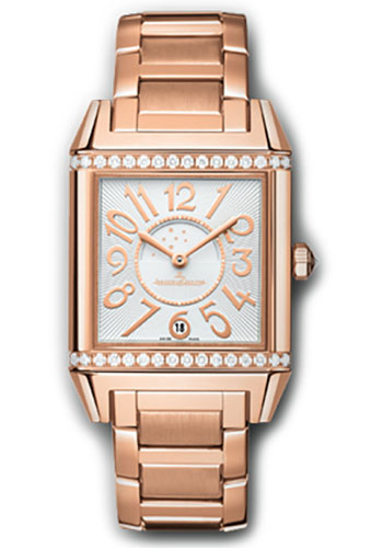 Jaeger-LeCoultre Watches - Reverso Joaillerie Squadra Lady Duetto - Style No: Q7052120