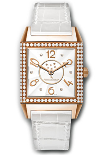 Jaeger-LeCoultre Watches - Reverso Joaillerie Squadra Lady Duetto - Style No: Q7052403