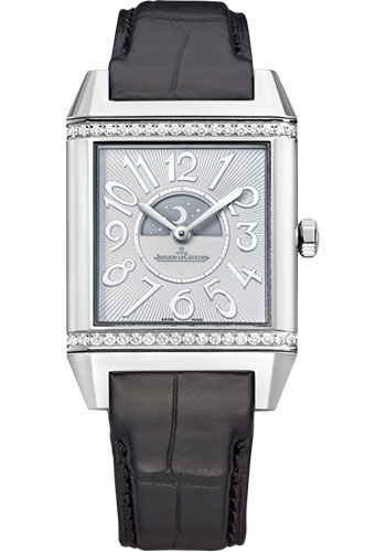Jaeger-LeCoultre Watches - Reverso Squadra Lady Duetto - Style No: Q7058430