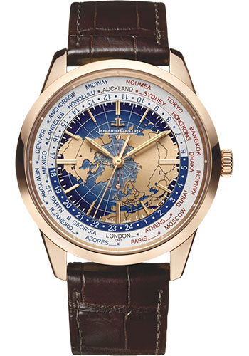 Jaeger-LeCoultre Watches - Geophysic Universal Time - Style No: Q8102520
