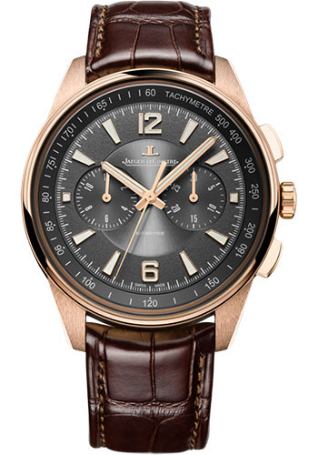 Jaeger-LeCoultre Watches - Polaris Chronograph - Pink Gold - Style No: Q9022450