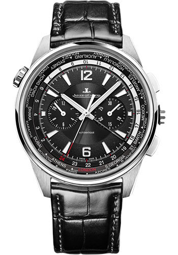 Jaeger-LeCoultre Watches - Polaris Chronograph WT - Titanium - Style No: Q905T470