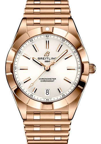 Breitling Watches - Chronomat 32 18K Red Gold - Metal Bracelet - Style No: R77310101A1R1