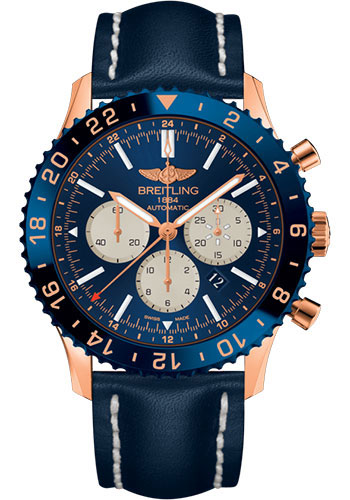 Breitling Watches - Chronoliner B04 - Style No: RB046116/C972/101X/R20BA.1