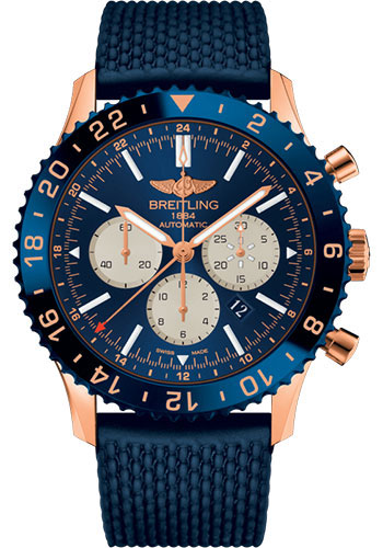 Breitling Watches - Chronoliner B04 - Style No: RB046116/C972/276S/R20D.3