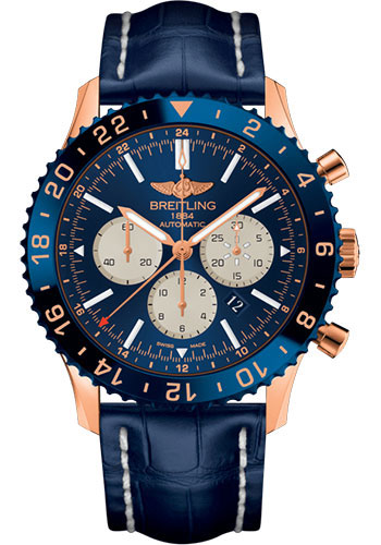 Breitling Watches - Chronoliner B04 - Style No: RB046116/C972/746P/R20BA.1