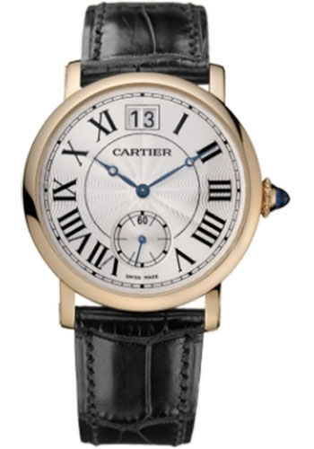 Cartier Watches - Rotonde de Cartier Large Date - Style No: W1552751